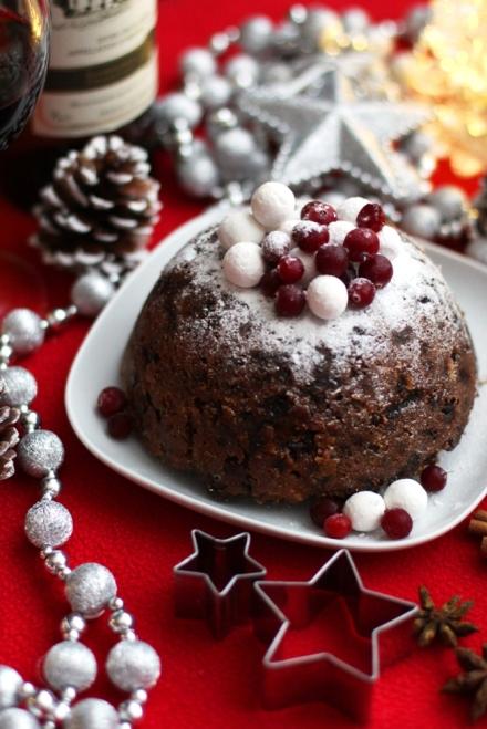 Английский рождественский пудинг Рецепт Агата Кристи