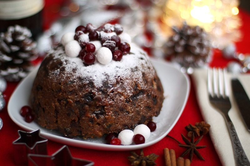 как приготовить настоящий рождественский пудинг