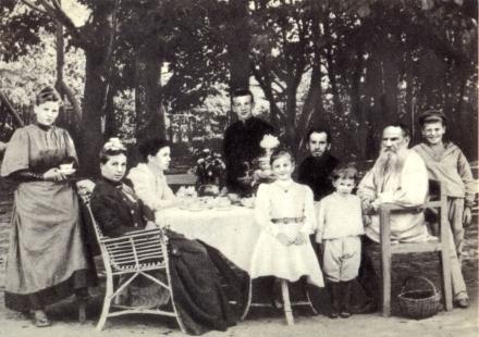 Лев Толстой Ясная поляна анковский пирог