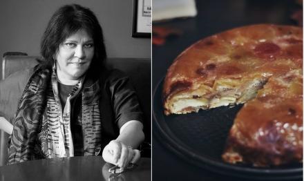 Янтарный яблочный пирог Татьяна Толстая