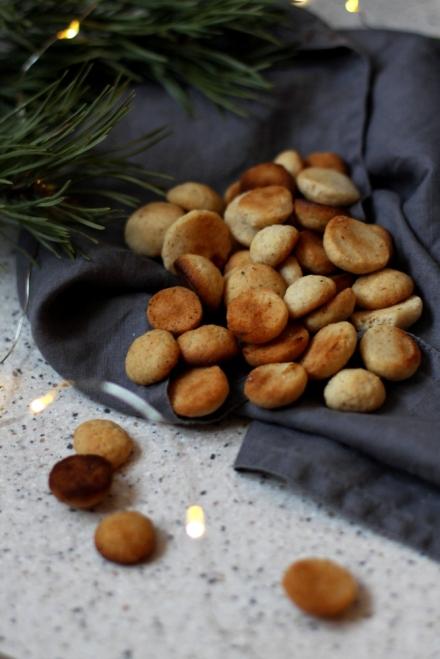 Pebernødder печенье орешки перец дания датская выпечка рождество