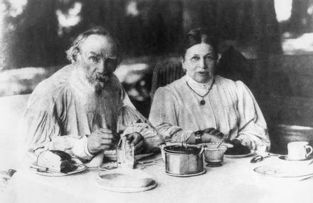 Лев Толстой Софья Толстая еда кулинария рецепты
