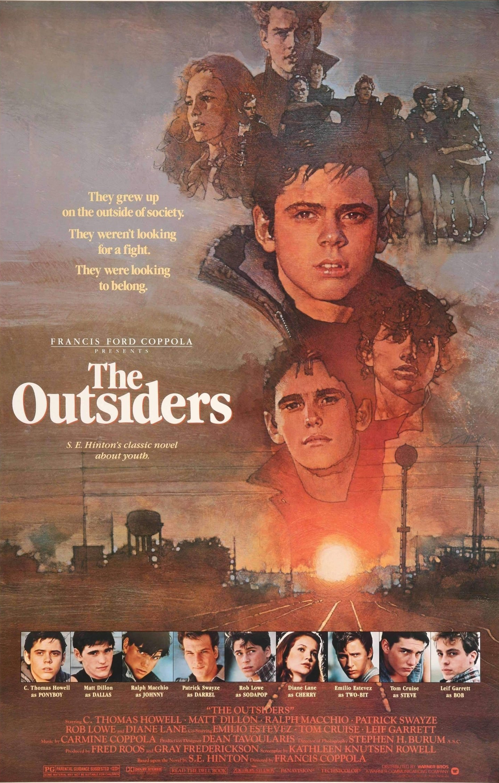 Коппола Изгои Coppola The Outsiders