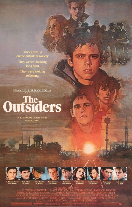 Коппола Изгои Coppola The Outsiders