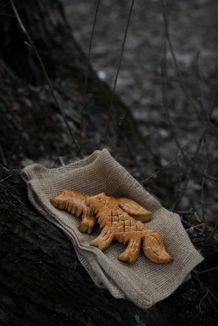 Хлеб лютоволк рецепт Direwolf bread игра престолов game of thrones